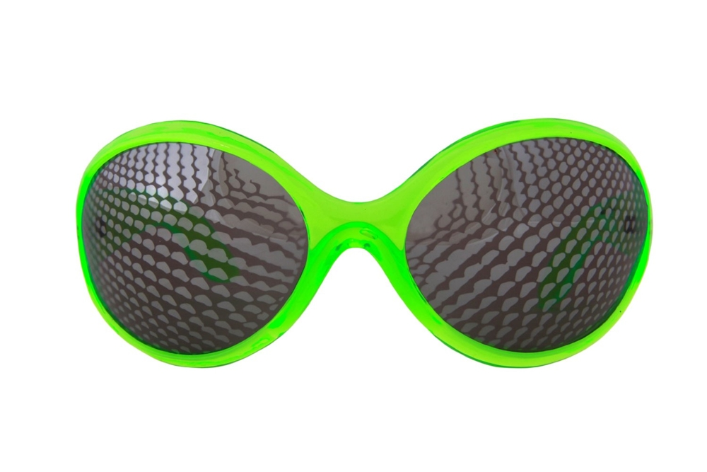 Image of Creepy Crawler Green Glasses (Ships for $1.99)