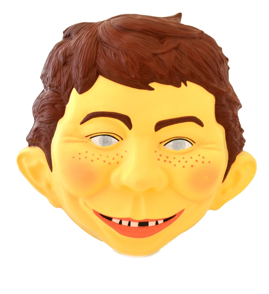 Image of Alfred E Neuman Mask