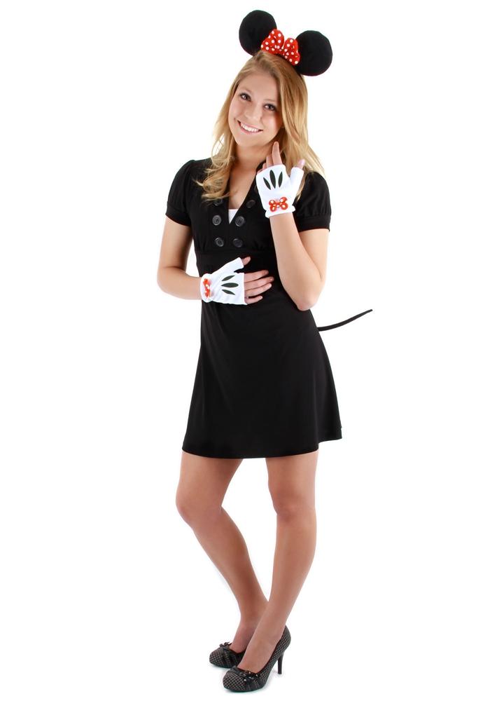 Minnie Tail Women Accessory Kit