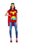 Wonder-Woman-T-Shirt-Adult-Women-Costume