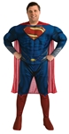Superman Man of Steel Deluxe Adult Mens Plus Size Costume