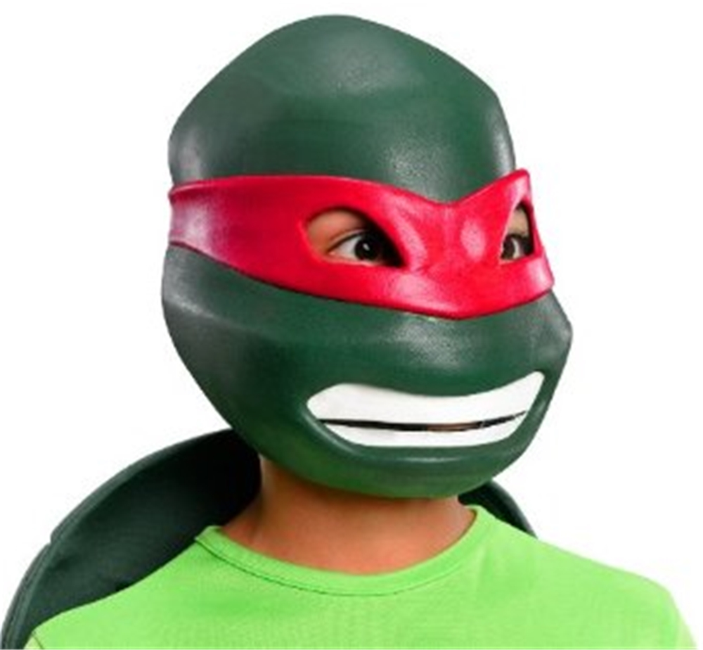 Ninja Turtles Raphael Child Mask