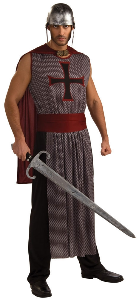 Crusader Adult Mens Costume