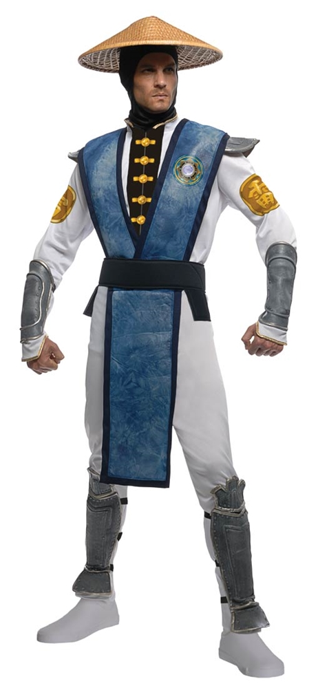 Raiden Deluxe Adult Mens Costume
