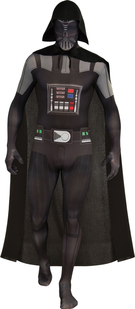Star Wars Darth Vader 2nd Skin Stars Wars Mens Costume