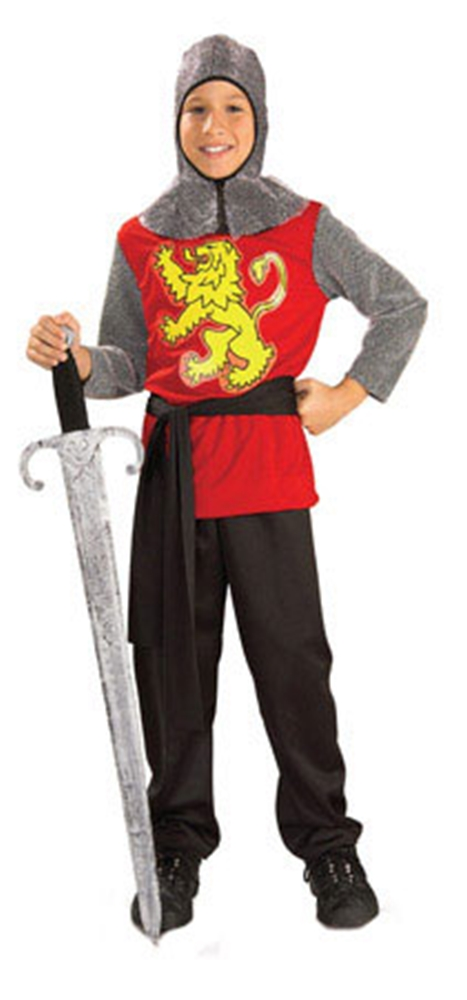 Medieval Lord Boys Costume