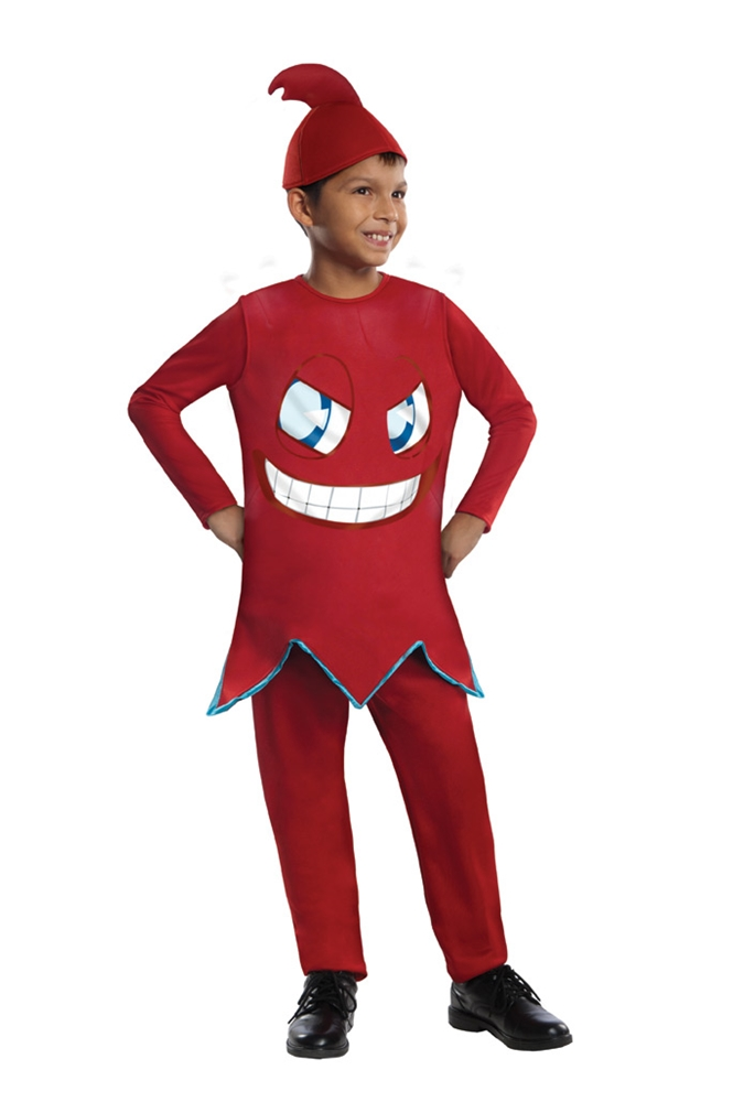 Pac-Man Deluxe Blinky Child Costume