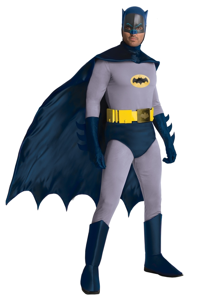 Classic 1966 Batman Grand Heritage Adult Mens Costume by Rubies