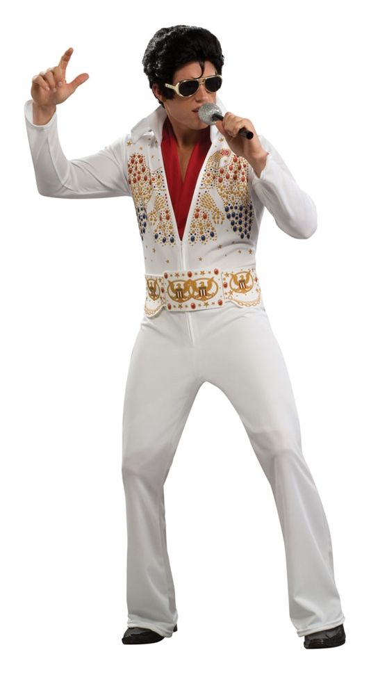 Elvis Adult Mens Costume