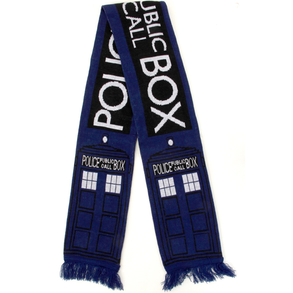 Doctor Who TARDIS Scarf by Elope