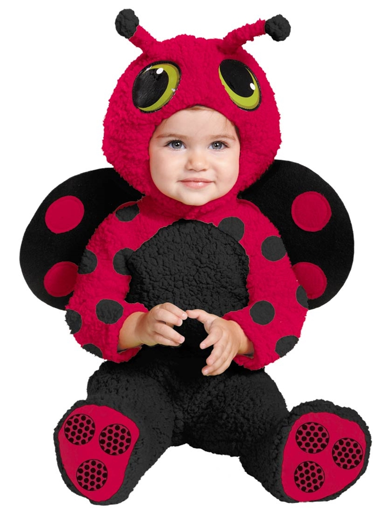 Lucky Ladybug Infant Child Costume