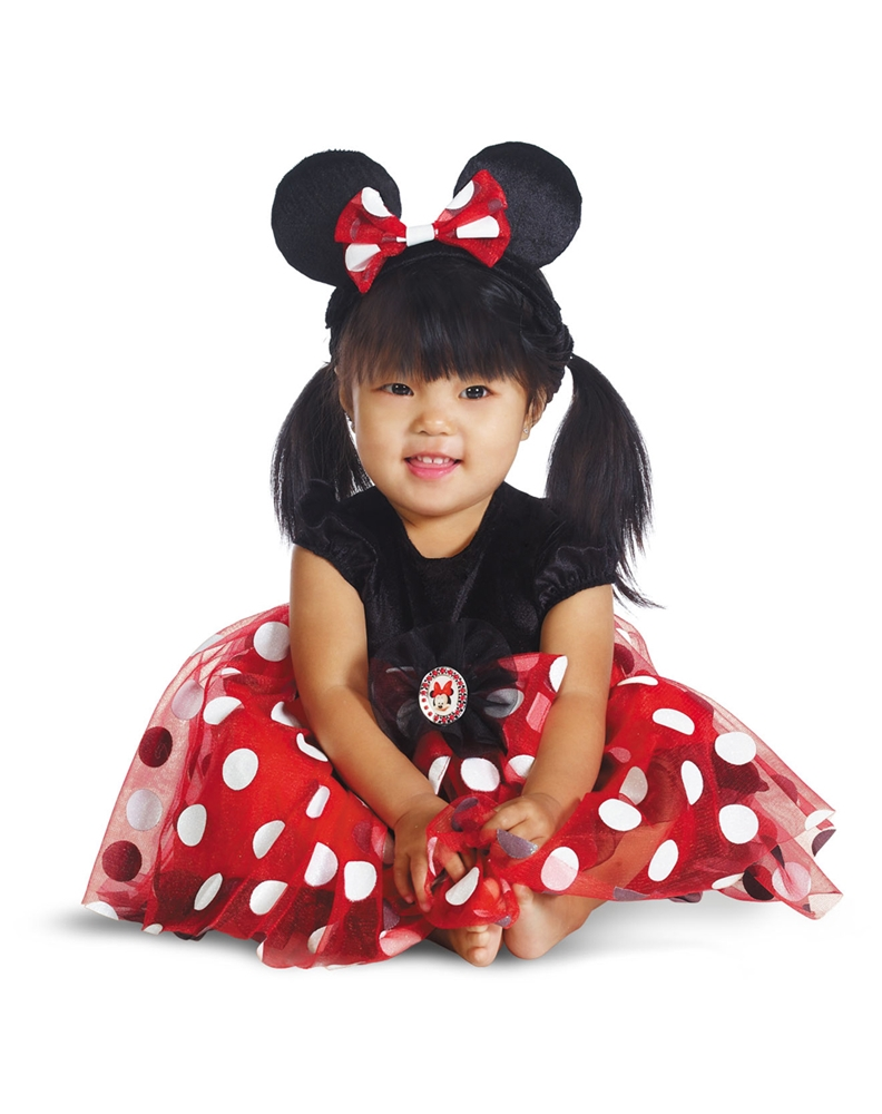 Image of Disney Minnie Mouse Infant Costume