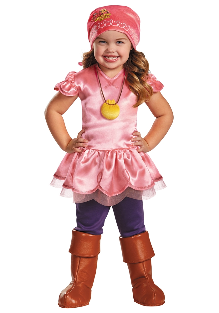 Izzy Deluxe Toddler Costume