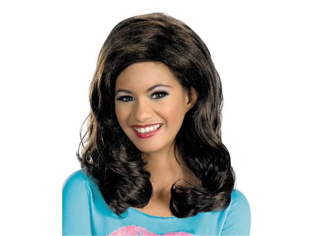 Girls Shake It Up Rocky Wig by Disguise