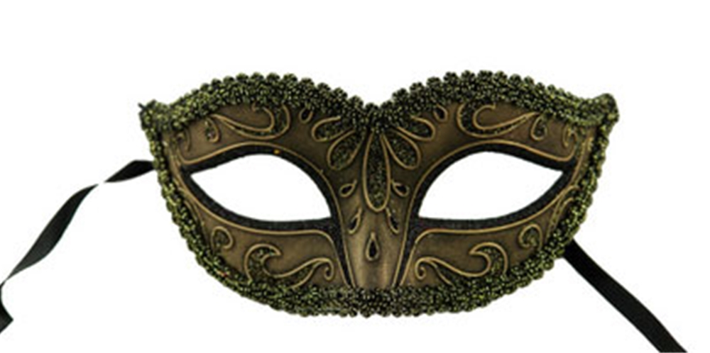Venetian Small Mask
