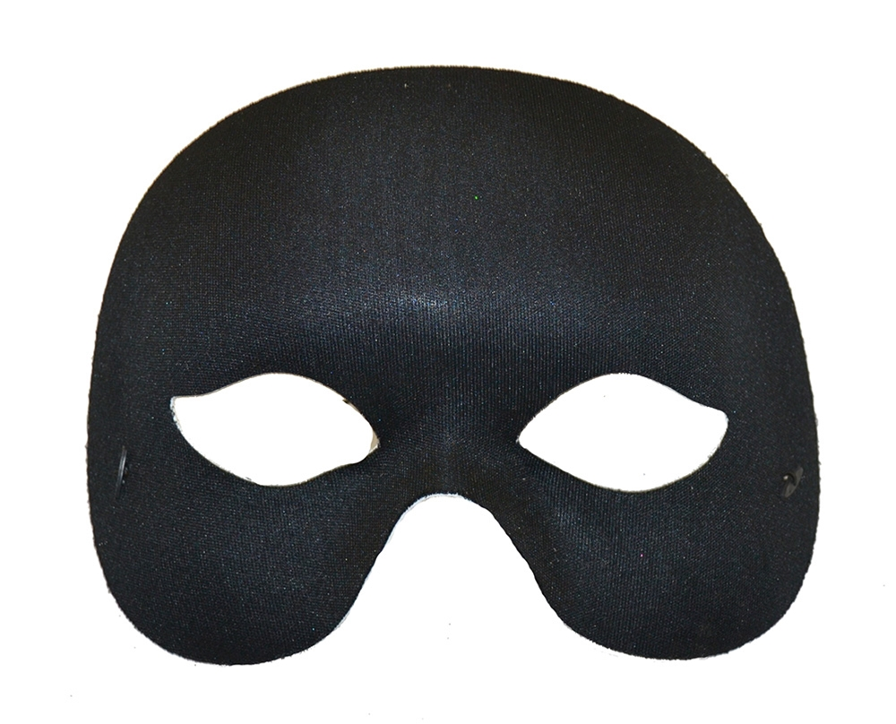 Image of Black Party Wear Mask