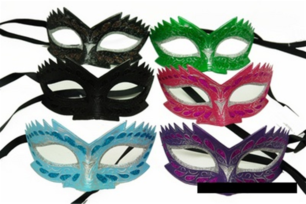 Spiked Venetian Mask