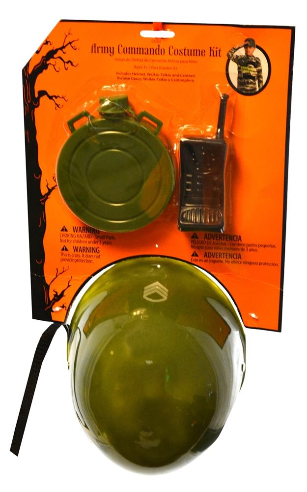 Army Commando Kit for Children
