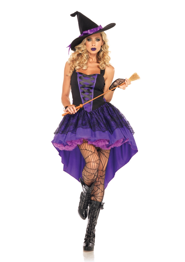 Broomstick Babe Adult Womens Costume