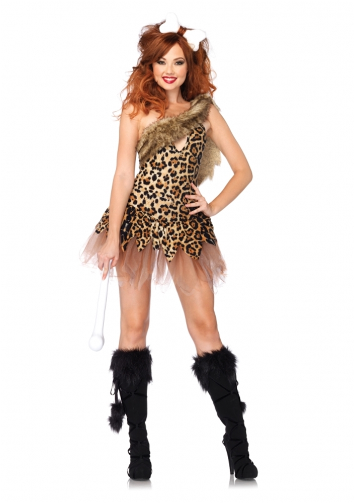 Cave  (Cave Girl Costume)
