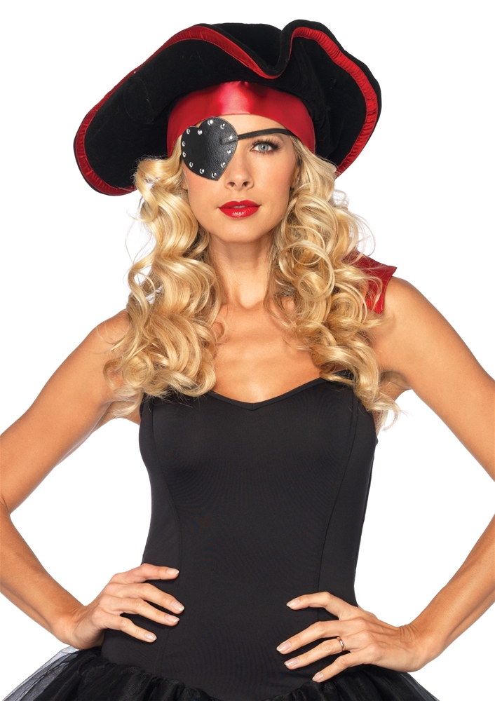 Pirate Adult Womens Costume Kit