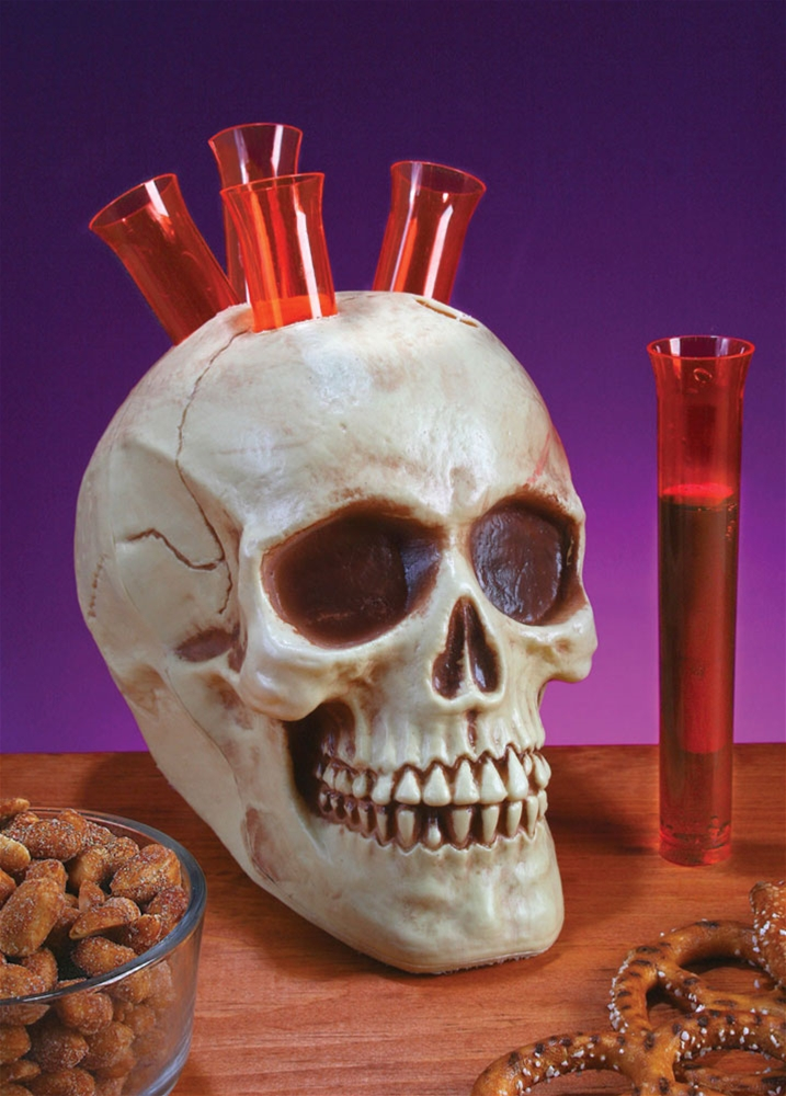 Shots in the Head Test Tube Holder