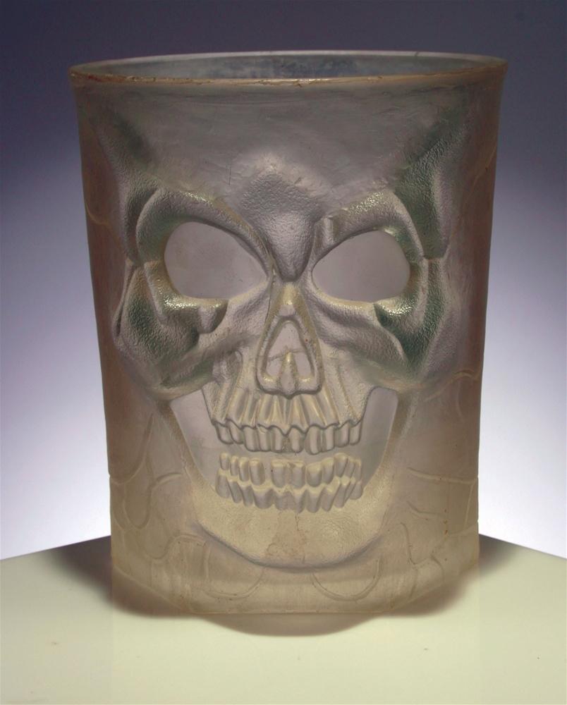 Skull Scotch Tumbler