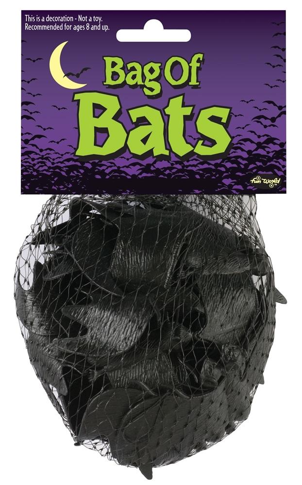 Bag of Black Bats 15ct