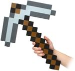 Minecraft-Foam-Iron-Pickaxe