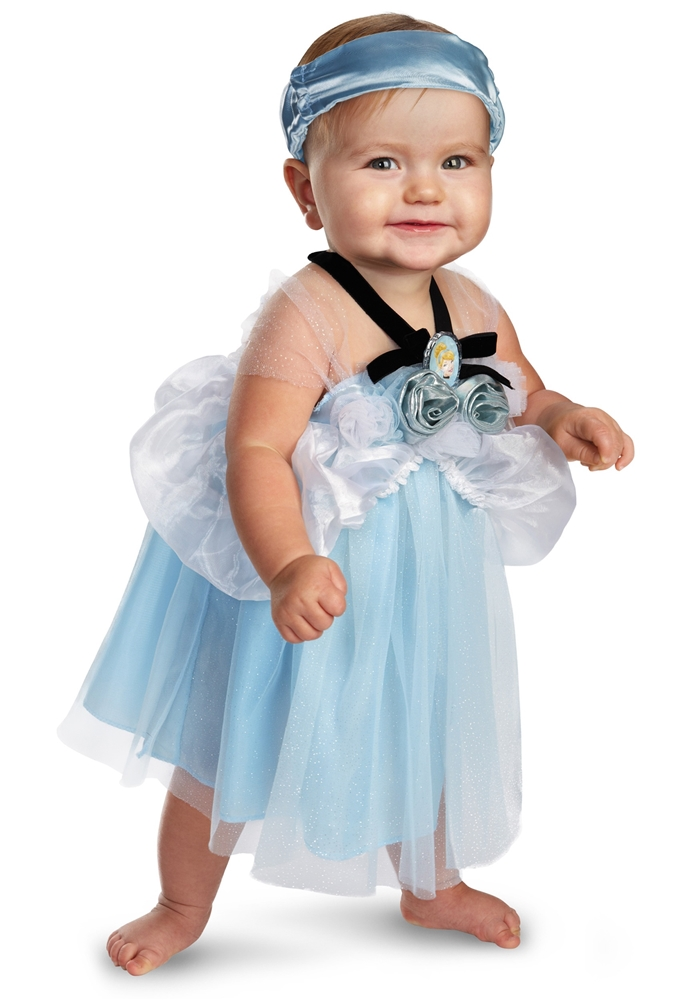 Cinderella Infant Costume by Disguise