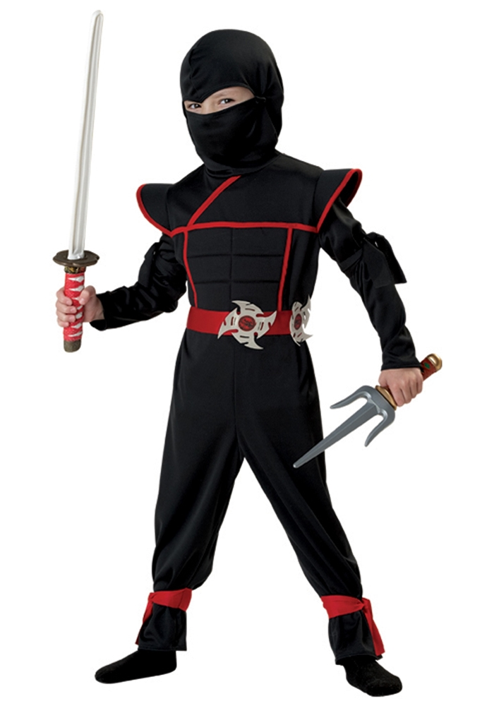 Stealth Ninja Toddler Costume (Toddler Ninja Costume)