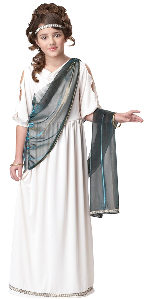 Roman Princess Child Costume