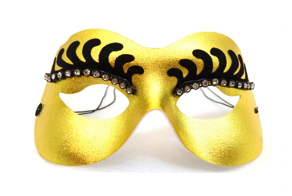 Forever Gold Mask