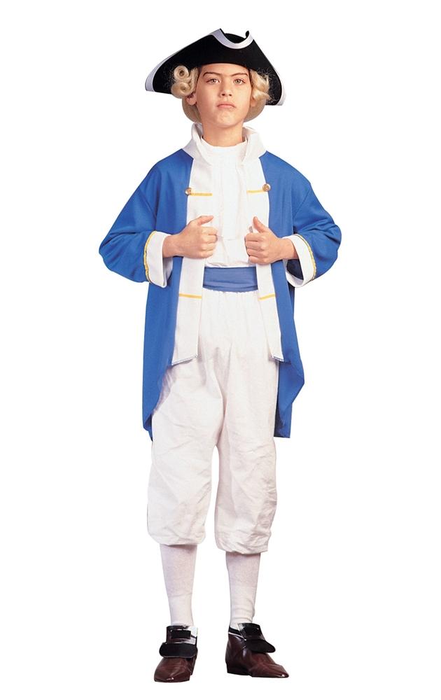 Colonial Captain Costume Trendyhalloween