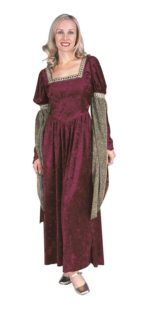 Renaissance Queen Adult Womens Costume