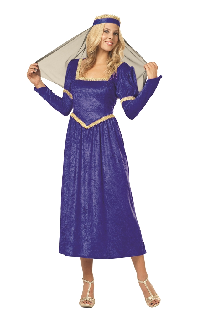 [Renaissance Princess Adult Womens Costume] (Renaissance Costumes Womens)