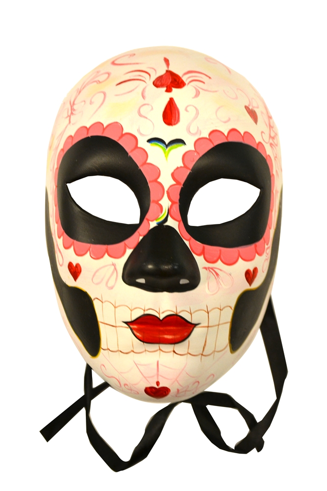 La Dulce Day of The Dead Mask (More Colors)