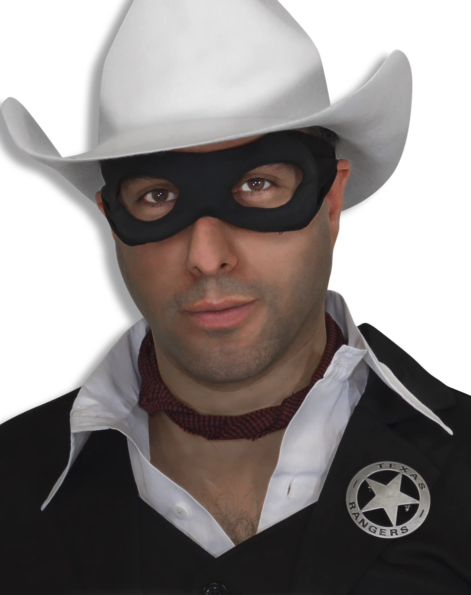 Lone Ranger Costume Kit