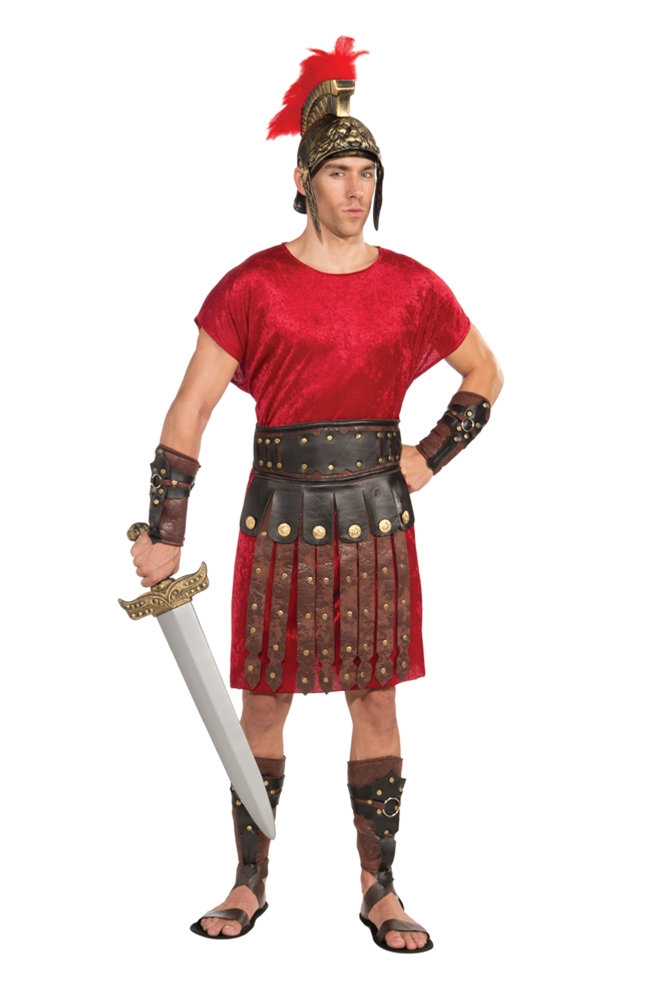 Roman Apron & Belt Set