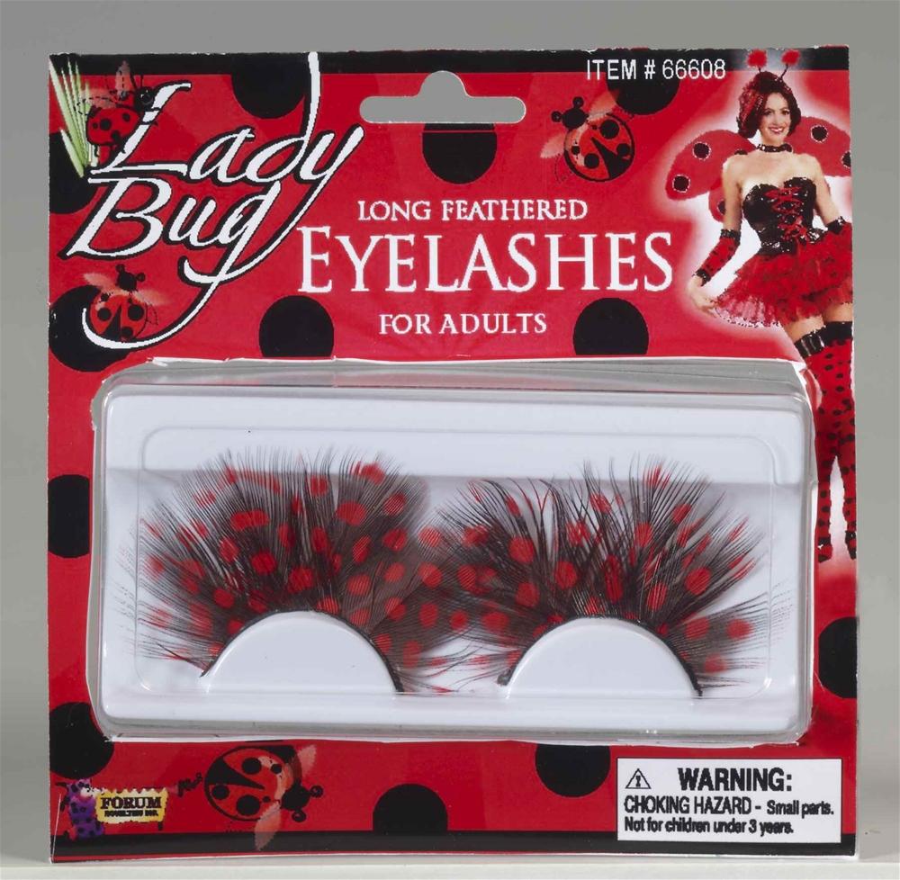 Ladybug Eyelashes
