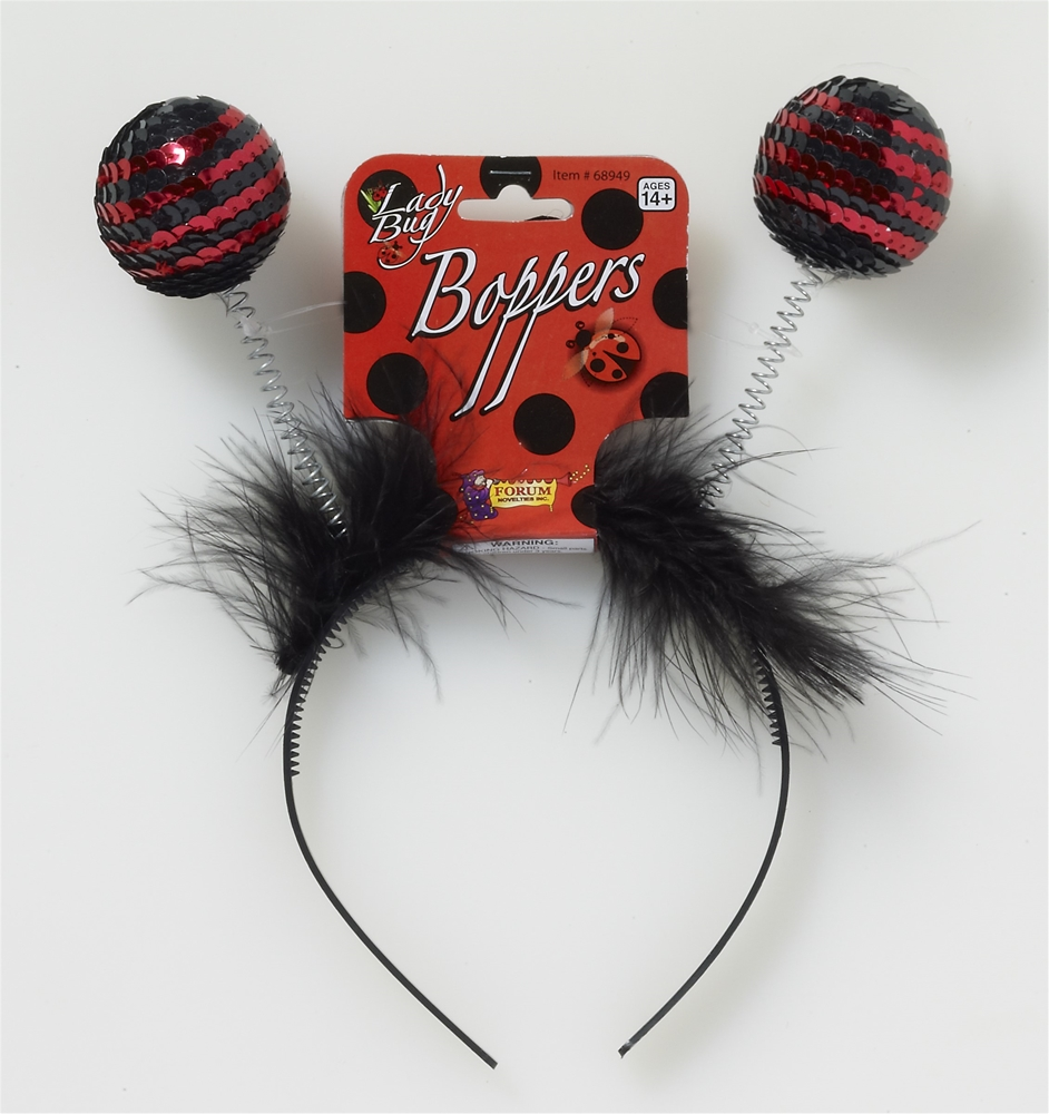 Lady Bug Boppers