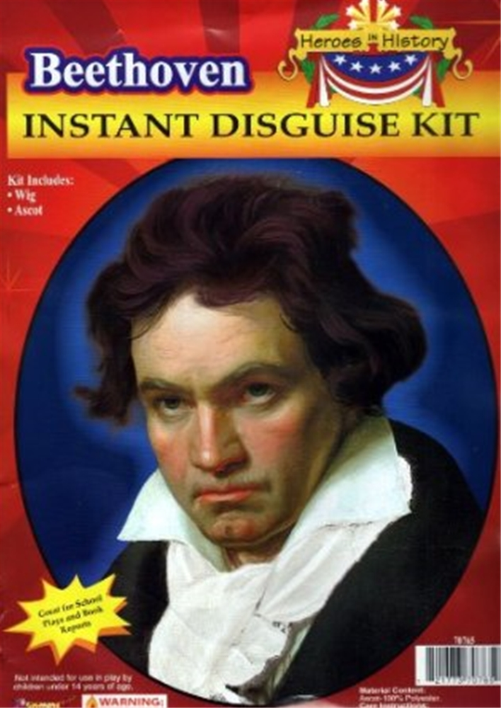Beethoven Instant Kit by Deval Products Llc
