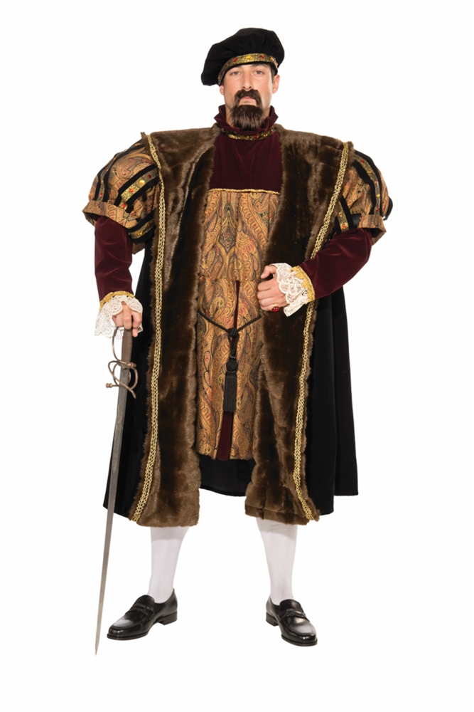 Henry VIII Adult Mens Costume