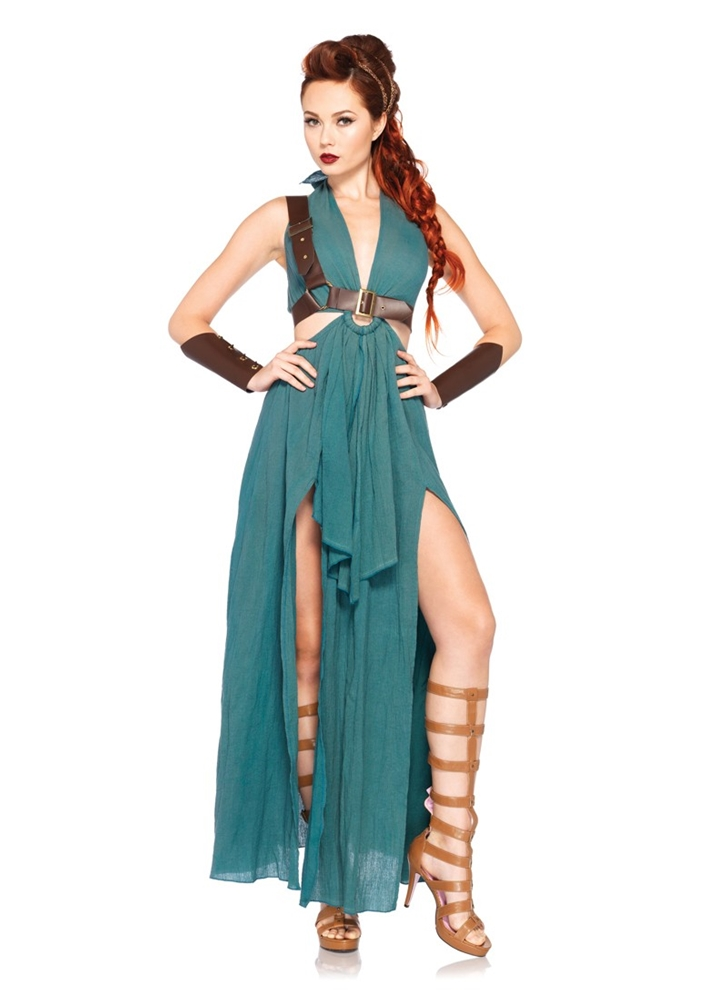 Warrior Maiden Adult Womens Costume by Leg Avenue