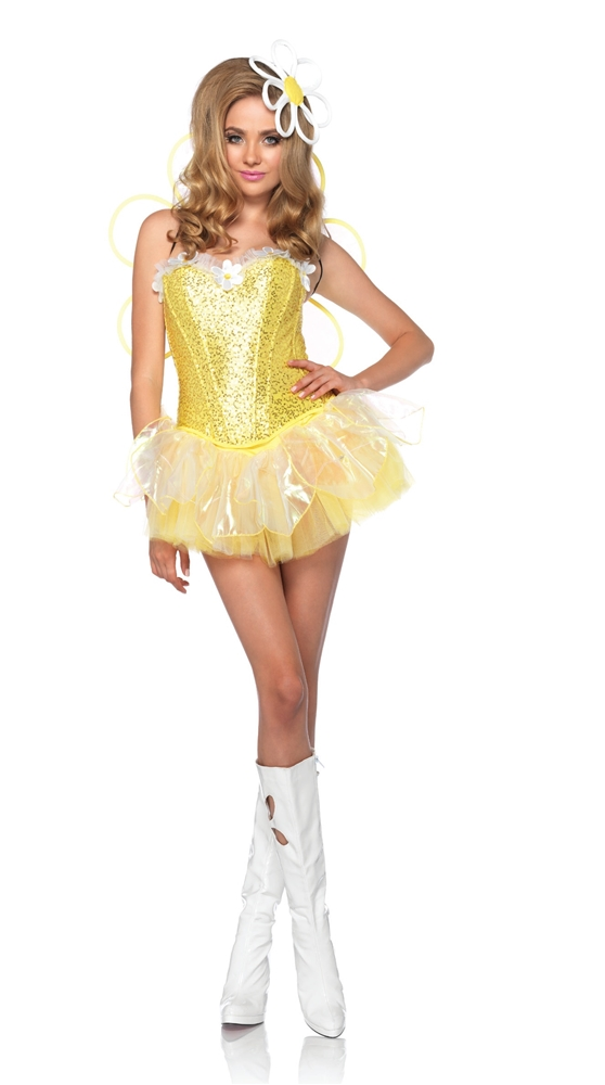 Daisy Doll Adult Womens Costume
