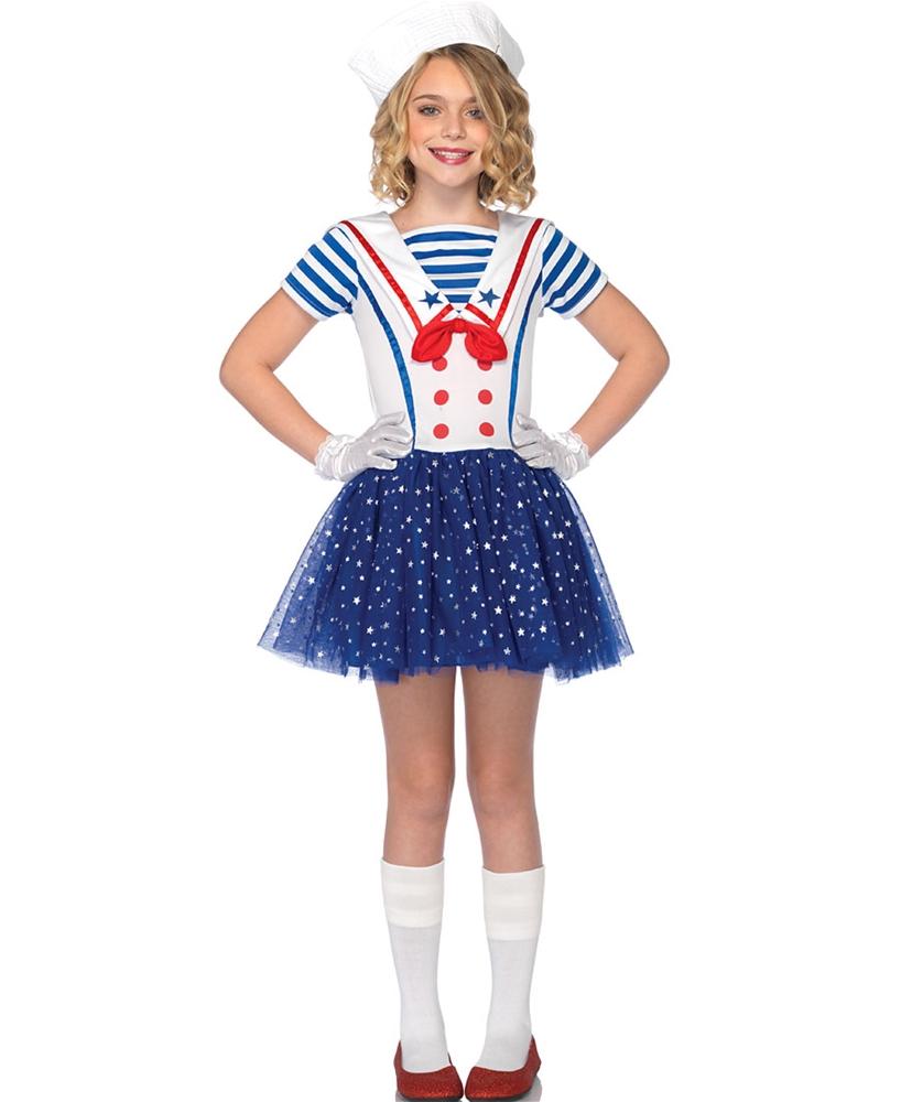 Sailor Sweetie Child Costume