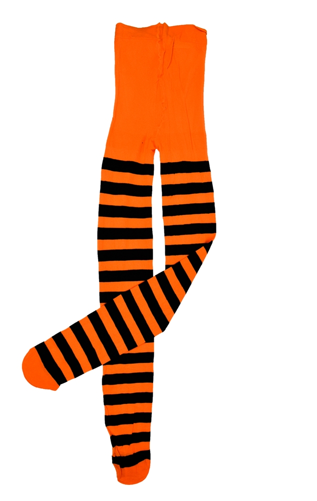 Striped Child Tights by D.M. Merchandising, Inc.