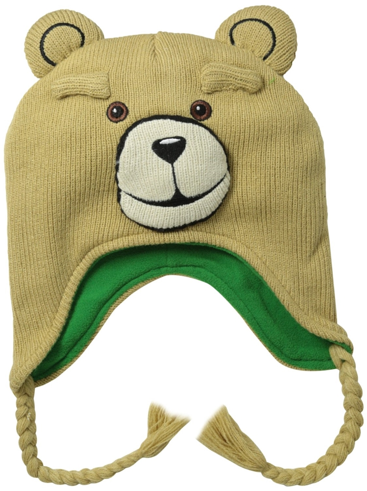 Image of Ted Big Head Peruvian Beanie