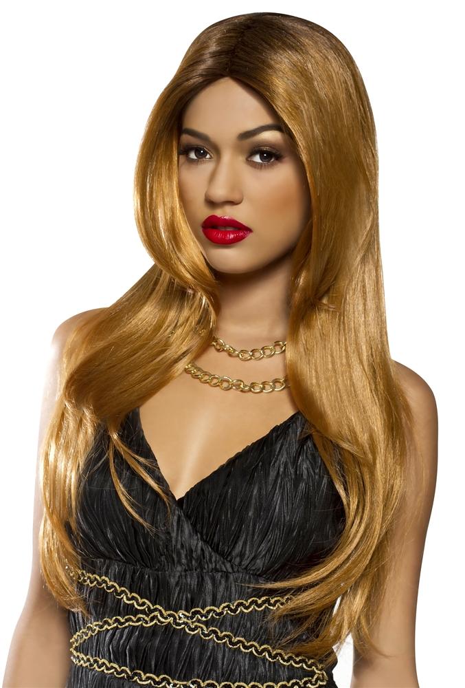 Red Carpet Golden Brown Wig