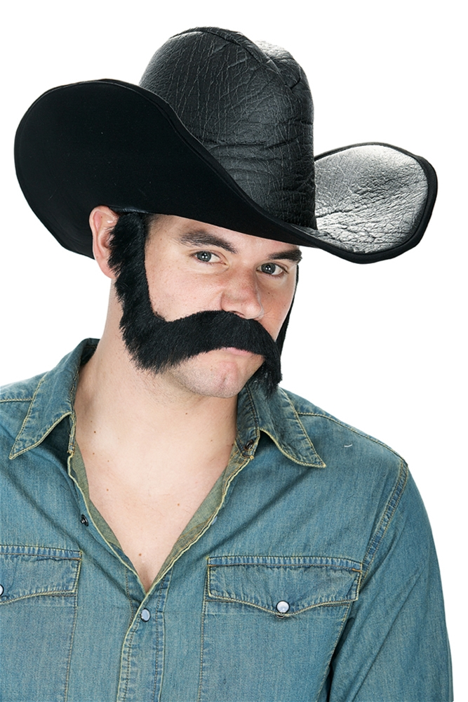 Wild West Facial Hair